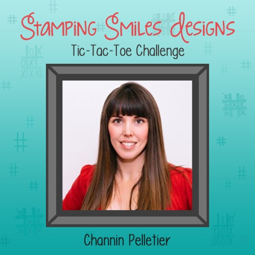 Channin Pelletier DT Badge