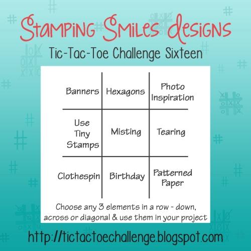 TTT Challenge 16 Updated