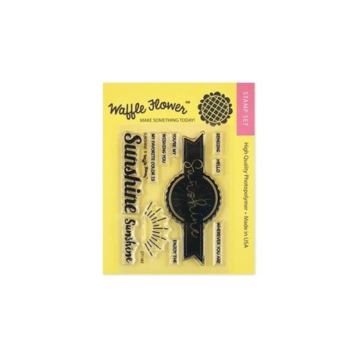 271183 Sunshine Stamp Set