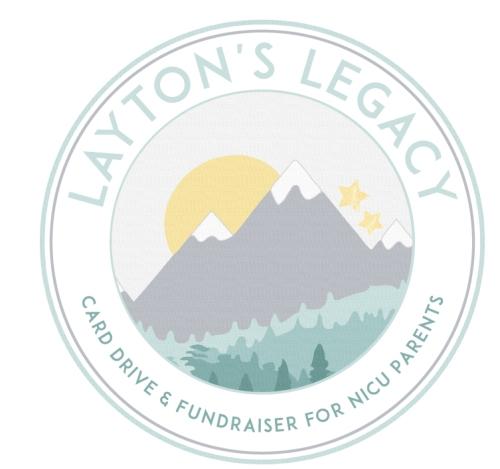 Layton's Legacy Logo 3 - For Dark Background
